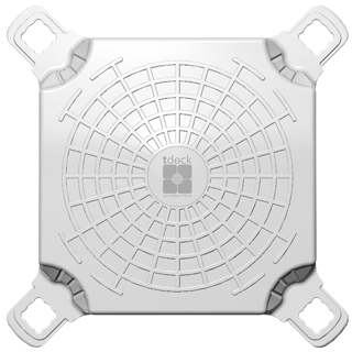 Cube-White Mini