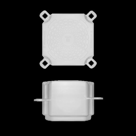 Floating pontoon standard cube H37