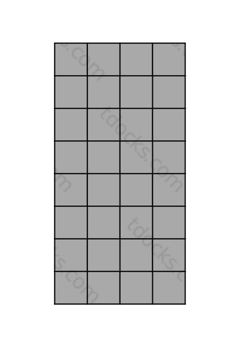 Floating pontoon - 2m x 4m