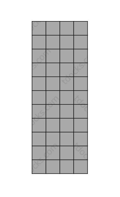 Standard floating pontoon - 5 metres