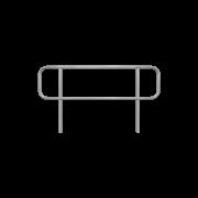 Gangway Handrail - 2m